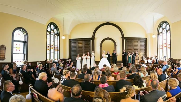 Ottawa Wedding Chapel