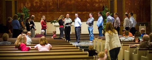 Wedding Rehearsal